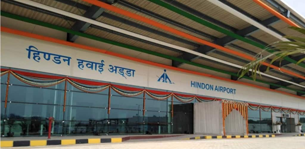 Delhi's Second Airport, Hindon to Operate Its First Commercial Flight From October 11