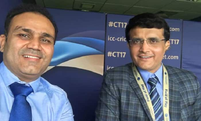 Great Signs for Indian Cricket: Virender Sehwag on Sourav Ganguly's Appointment as BCCI President
