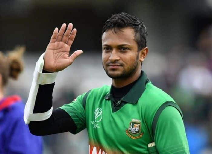 After Being Banned by ICC, Shakib Al Hasan Steps Down from MCC Committee