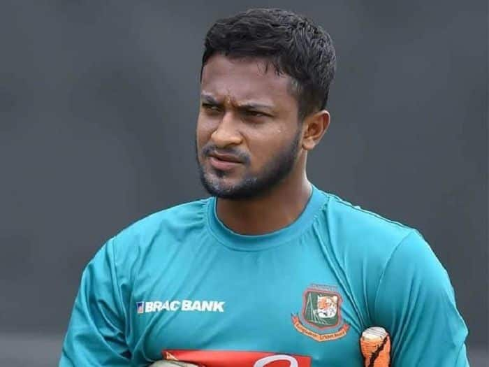 ICC Bans Bangladesh Allrounder Shakib Al Hasan for 2 Years for Failing to Report Corrupt Practices