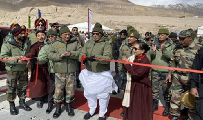 'Siachen Now Open For Tourists And Tourism,' Says Rajnath Singh