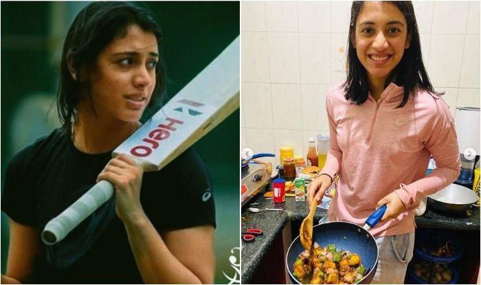 Smriti Mandhana, Indian Cricket Team, Smriti Mandhana Jersey No., Smriti Mandhana Ranking, Smriti Mandhana Age, Smriti Mandhana Latest News, Smriti Mandhana Images, Smriti Mandhana Brother, Smriti Mandhana 224, Smriti Mandhana Instagram, Smriti Mandhana turns chef, Smriti Mandhana cooking skills, Smriti Mandhana in kitchen, Smriti Mandhana highest score in ODI, Smriti Mandhana Wiki, Smriti Mandhana Height, Smriti Mandhana News, Smriti Mandhana India women's cricketer, Smriti Mandhana Team India, Smriti Mandhana Hot Pictures, Smriti Mandhana Cooking Skills, Latest Cricket News, India vs South Africa 2019, India Women's Cricket Team, Smriti Mandhana Injury Update