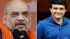 'Will Never Join Politics': BCCI President Ganguly Clears Air on Informal Meeting With Amit Shah