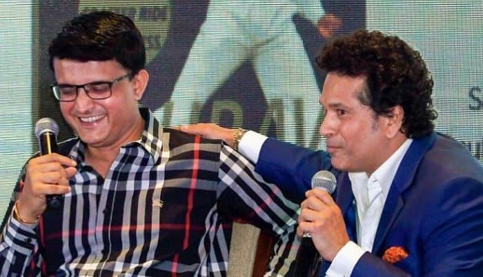 Expect Ganguly To Play His Role Of BCCI President As Passionately As He Played His Cricket: Tendulkar
