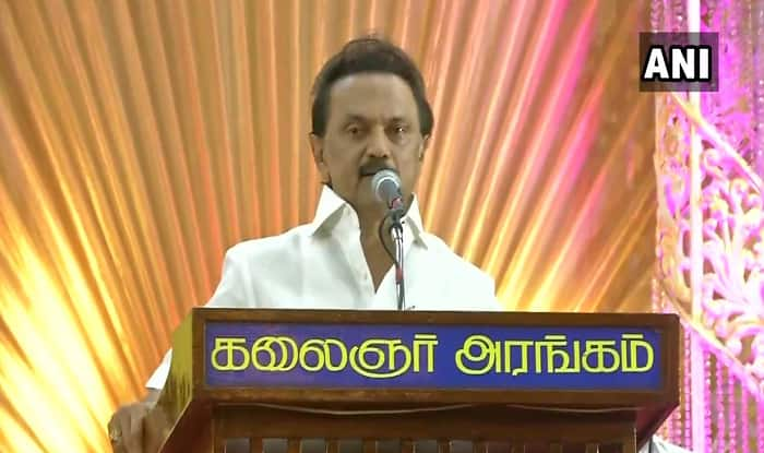 MK Stalin Demands Dropping of Charges Against Celebrities Who Wrote Open Letter to PM Modi