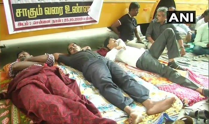 Government Doctors' Strike Enters Day Three in Tamil Nadu, Medical Services Hit