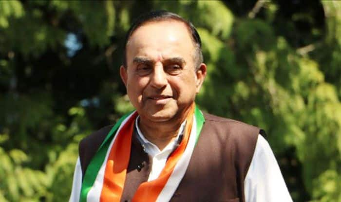 Subramanian Swamy, Members of European Union Parliament, Jammu and Kashmir, Article 370