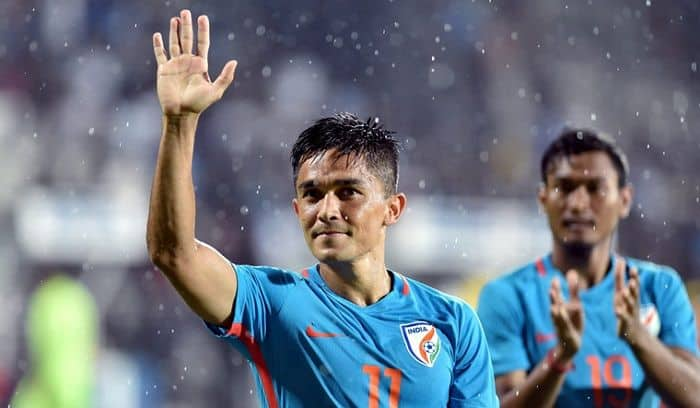 Indian Team Does Not Need Me To Put Up a Good Performance: Sunil Chhetri