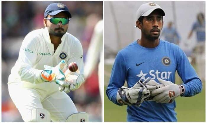 India vs South Africa, India vs South Africa latest news, India vs South Africa timings, Team India playing XI For 1st Test, Wriddhiman Saha, Wriddhiman Saha latest news, Vishakapatnam, Vizag, Ravichandran Ashwin, Ravichandran Ashwin latest news, Ravichandran Ashwin age, Ravichandran Ashwin wickets, Cricket News, World Test Championship