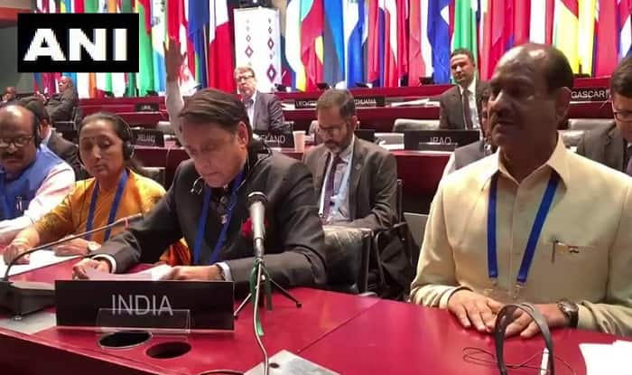 'Pakistan Has Raised an Issue Internal to India,' Says Tharoor at 141st IPU Assembly in Belgrade