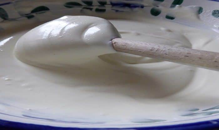 Here is How to Make Tofu Whipped Cream
