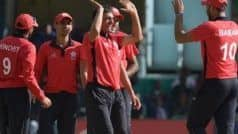 ICC Men's T20 World Cup Qualifier, UAE vs HK: Dream11 tips and predictions