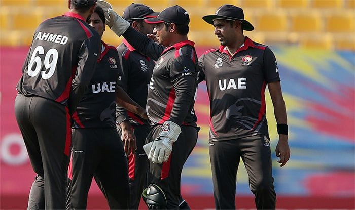 UAE cricket team t20 world cup qualifiers