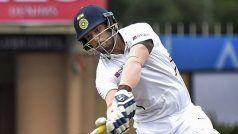 Watch: Umesh Yadav goes bonkers, hits 10-ball 31 cameo