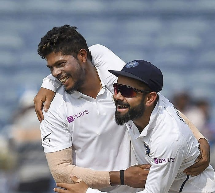 Youngsters Need to be Better Than Us to Get Into the Side: Umesh Yadav