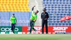 United Arab Emirates vs Ireland Dream11 Team Prediction: Captain And Vice Captain For Today's Match