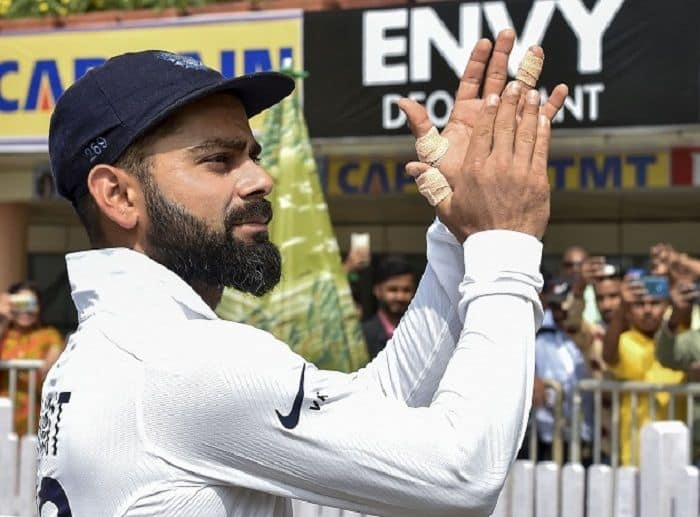 Virat Kohli Looking Forward to Healthy Discussion with BCCI President Sourav Ganguly