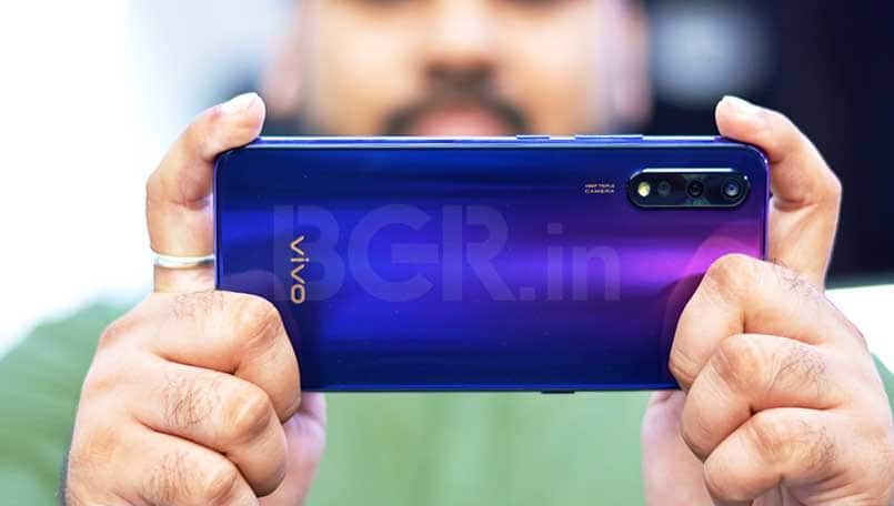 Vivo Z1x with 8GB RAM launched in India: Price, Offers and Specifications
