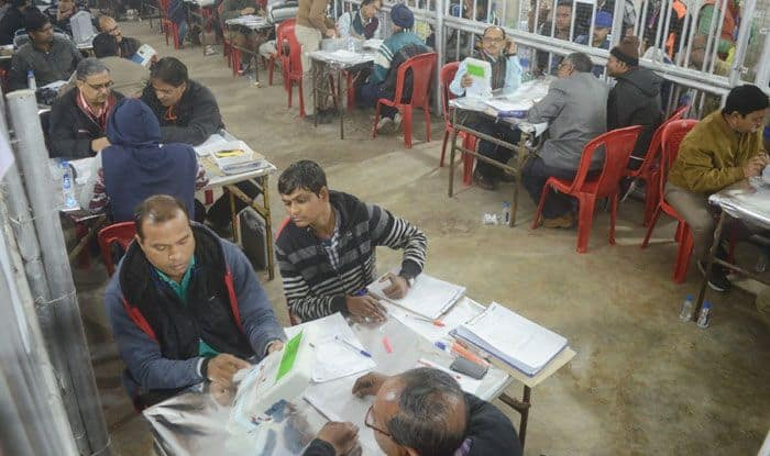 Uttar Pradesh bypoll, Vote counting, Election results, October 24