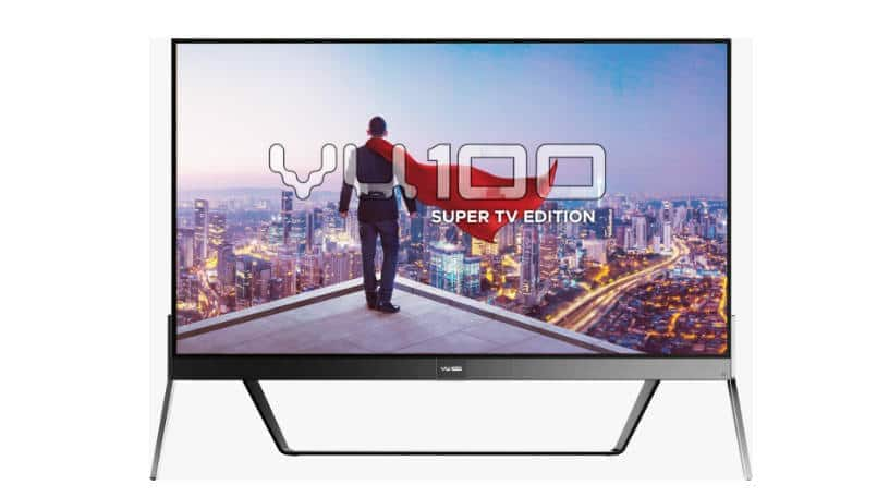 Vu launches 100-inch Super TV with 4K display in India: Check features and price