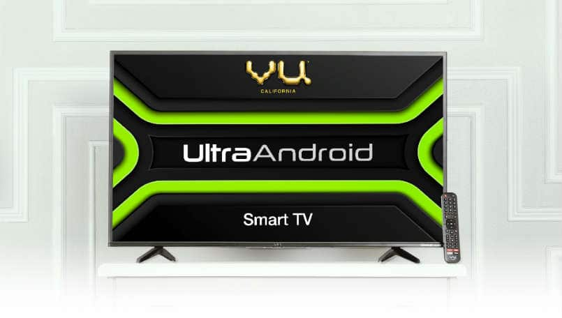 Vu UltraAndroid TV now available on Amazon India, prices start from Rs 11,499