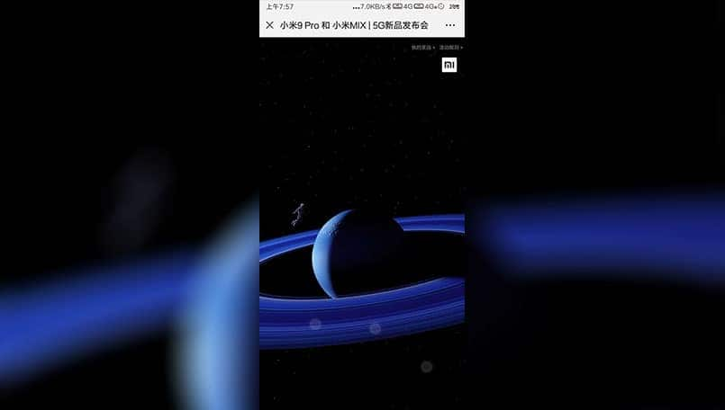 Xiaomi Mi MIX 4 real life photo leaked, shows off full screen display without any notch