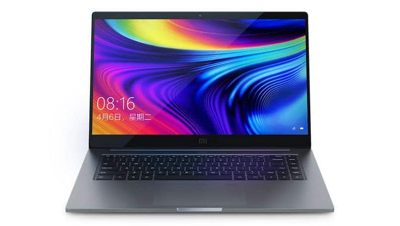 Xiaomi Mi Notebook Pro 15.6 Enhanced Edition (2019) launched with 10-gen Intel chips