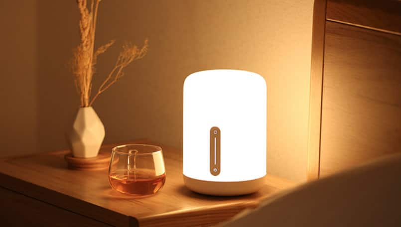 Xiaomi Mi Smart Bedside Lamp 2 is available on crowdfunding: Price, features