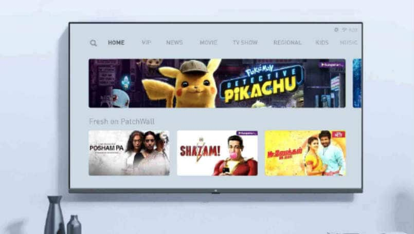 Xiaomi Mi TV 4X 50-inch 4K TV goes on sale at 1PM on Amazon India: Price and Key Features to know