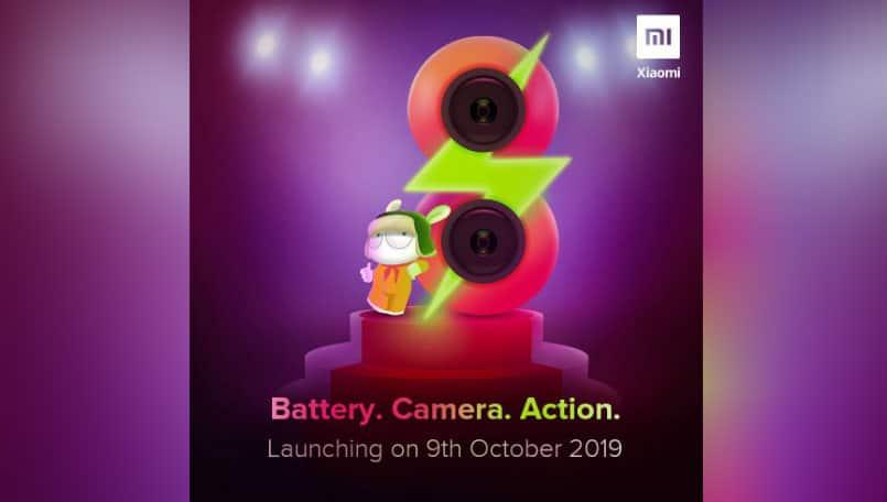 Xiaomi Redmi 8 features teased on Flipkart ahead of October 9 India launch