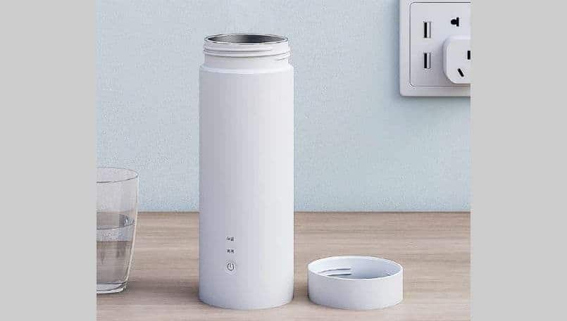 Xiaomi Yunmi Travel Electric Cup now available on crowdfunding: Price, Features