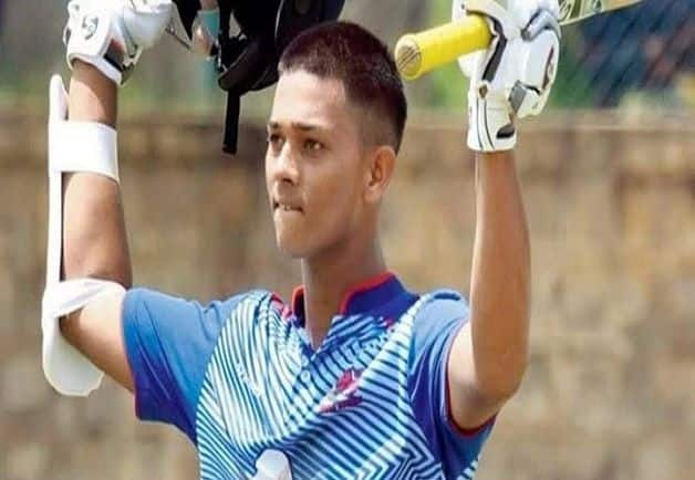 Key Facts on 17-year-old Yashasvi Jaiswal Whose Double Century Created New List A Record