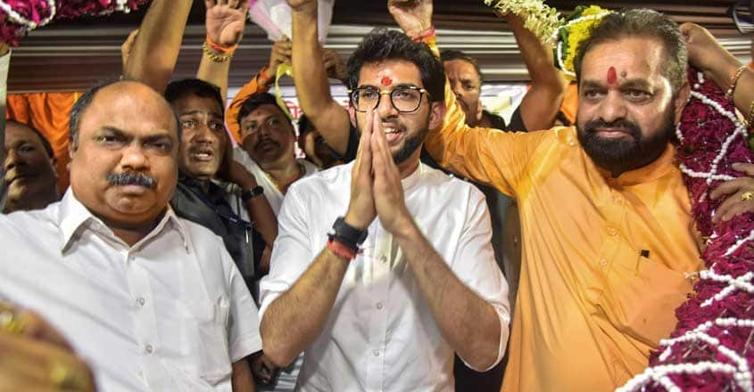 Maharashtra Assembly Election 2019: Sena Banks on 'Son' Aaditya Thackeray to Expand Mumbai Base