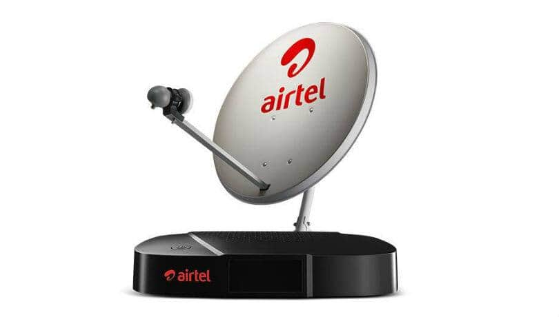 Airtel Digital TV removes lock-in period for bouquet packs and individual channels