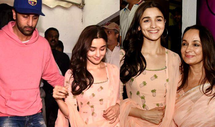 Alia Bhatt-Ranbir Kapoor's Fake Engagement Invite: Mom Soni Razdan And Uncle Mukesh Bhatt Speak Out
