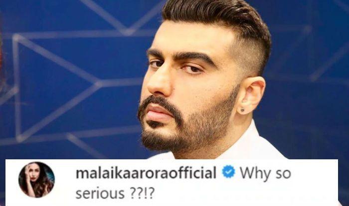 Arjun Kapoor Finally Answers Malaika Arora's Question – Why so Serious