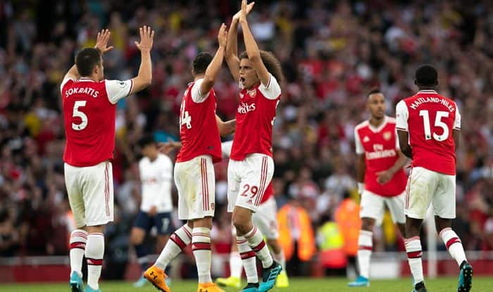 Dream11 Team Prediction and Tips Leicester City vs Arsenal EPL 2019-20, LEI vs ARS Dream11 Predictions, Today Match Predictions, Today Match Tips, Leicester City vs Arsenal, Leicester City vs Arsenal Today's Match Playing xi, Today Match Playing xi, LEI playing xi, ARS playing xi, dream11 guru tips, Dream11 Predictions for today's match, Leicester City vs Arsenal EPL 2019-20 Match Predictions, online football betting tips, Football tips online, dream11 team, my team11, dream11 tips, LEI vs ARS English Premier League 2019-20 Dream11 Prediction, Football Tips And Predictions EPL 2019-20C