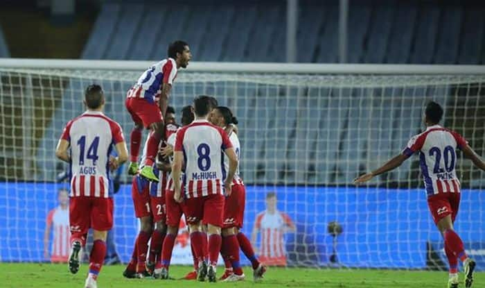 ISL: Atletico de Kolkata Smash Debutants Hyderabad FC For 5-0 Rout