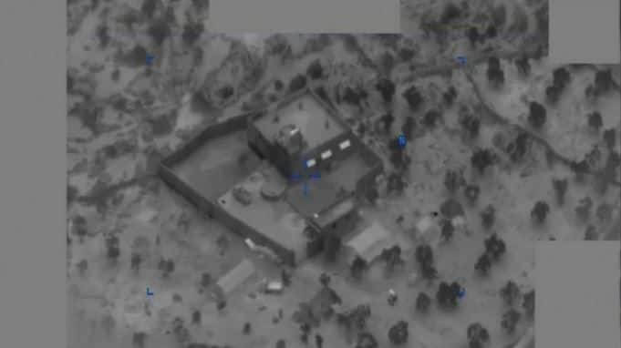 ISIS Chief Baghdadi Was Hiding Here. Watch Video