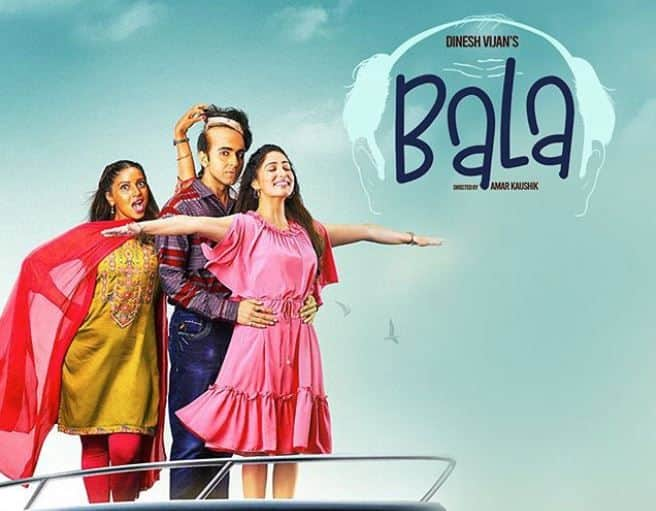 A poster of Bala