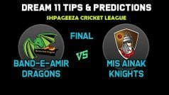 BD vs MAK Dream11 Team Prediction: Captain nd Vice Captain For Today Final