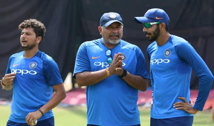 """Embarrassment of Riches,"" Bharat Arun Impressed With India's Bowling Stocks"