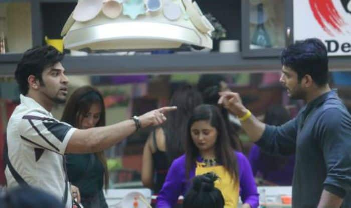 Bigg Boss 13 October 10 Episode Written Update: Siddharth Shukla And Paras Chhabra Fight Over Eggs