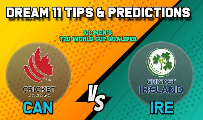 CAN vs IRE Dream11 Team, Canada vs Ireland Dream11 Prediction, Canada vs Ireland Dream11 Team Player List, BTW Dream11 Team Player List, SIN Dream11 Team Player List, Dream11 Guru Tips, Online Cricket Tips, Canada vs Ireland Canada vs Ireland, Cricket Tips And Predictions – CAN vs IRE, Cricket Fantasy Tips