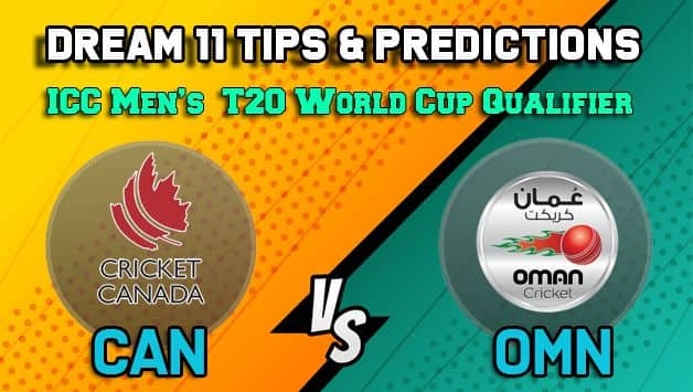 CAN vs OMN Dream11 Team, Canada vs Oman Dream11 Prediction, Canada vs Oman Dream11 Team Player List, BTW Dream11 Team Player List, SIN Dream11 Team Player List, Dream11 Guru Tips, Online Cricket Tips, Canada vs Oman Canada vs Oman, Cricket Tips And Predictions – CAN vs OMN, Cricket Fantasy Tips