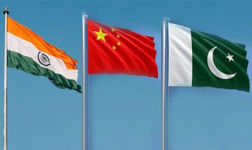 There is no Scope of Discussion on Kashmir Issue: India on Pakistan PM Meeting Chinese President