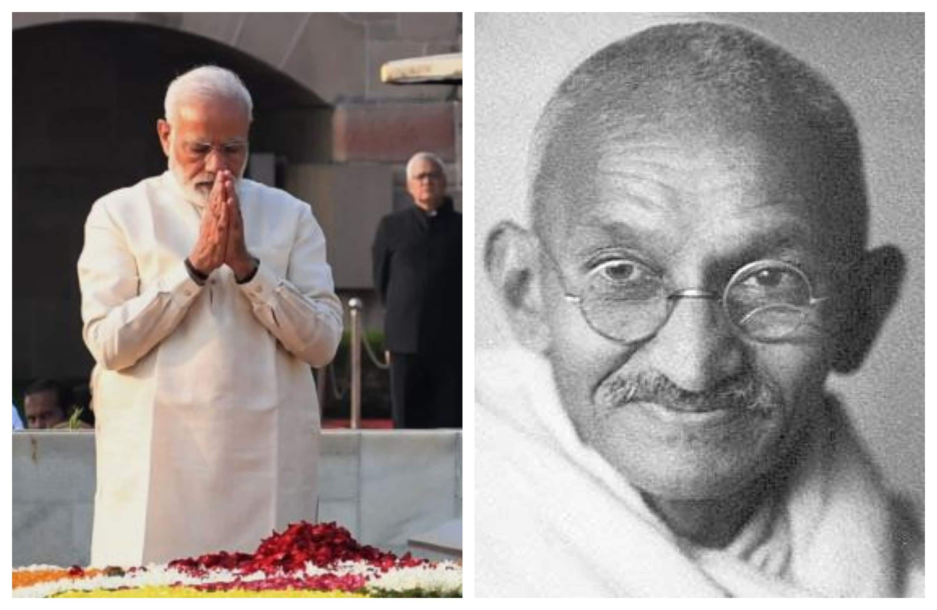 What Narendra Modi Wrote About Mahatma Gandhi in New York Times. Read Here