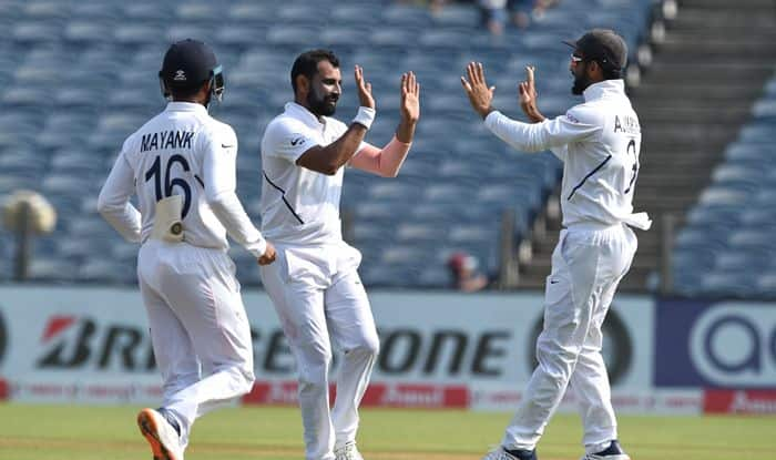india south africa cricket pune 2nd test photo
