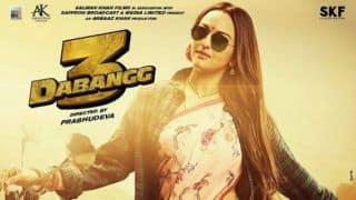 Dabangg 3: First Look of Sonakshi Sinha as Rajjo Pandey is Out, Salman Khan Gushes Over Her Beauty, Calls 'Sexy Rajjo'