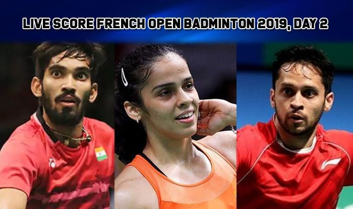 French Open Badminton match timings, French Open 2019 Day 1 French Open Live score live score, Live badminton score, French Open 2019 Day 1 French Open Live score, French Open 2019 Day 1 French Open Live score live streaming, French Open 2019 Day 1 French Open Live score scoreboard, French Open 2019 Day 1 French Open Live score, live Badminton score, Sania Nehwal live match, sAina nehwal hot, saina nehwal husband, Parupalli Kashyap, Kidambi Srikanth,French Open 2019 Day 1 French Open Live score live score, Live badminton score, French Open 2019 Day 1 French Open Live score, French Open 2019 Day 1 French Open Live score live, French Open 2019 streaming, French Open 2019 Day 1 French Open Live score scoreboard, French Open 2019 French Open Live Scorecard, French Open 2019 Day 1 French Open Live score, French Open 2019 Day 1 French Open Live score, Latest Badminton News, Live Badminton Score and Updates, French Open 2019 French Open Dream11